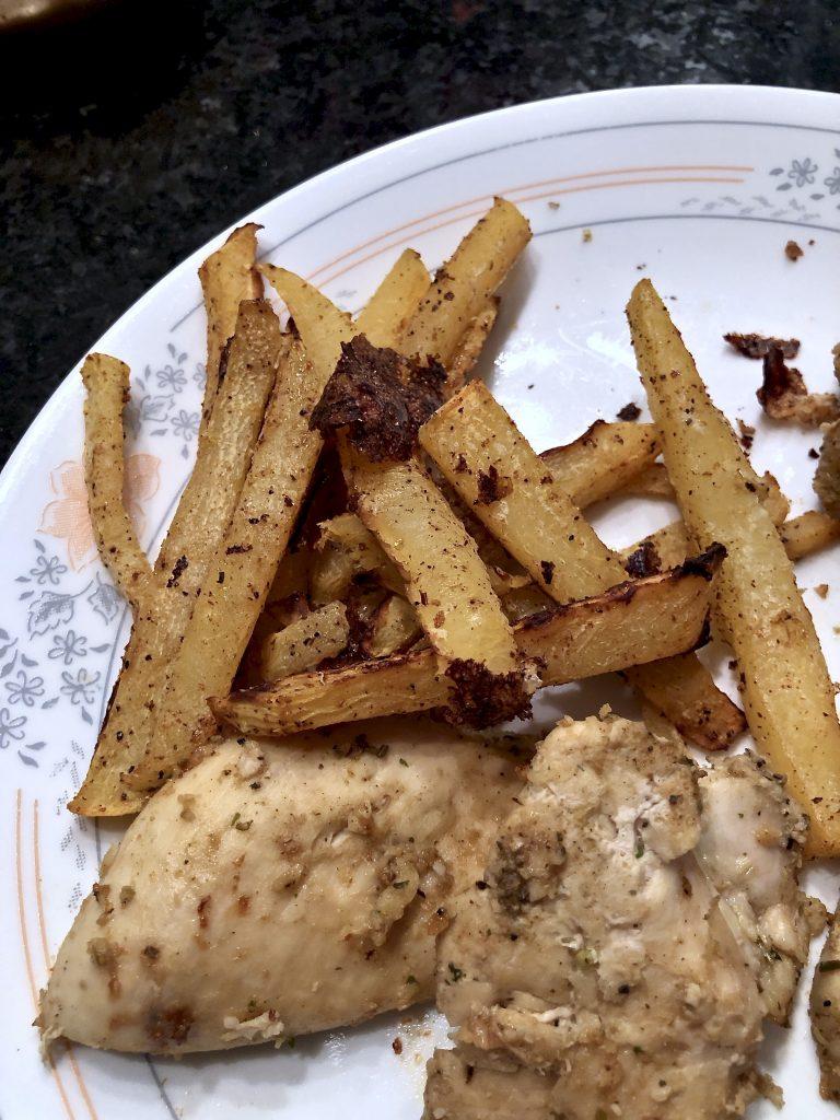 fries recipe