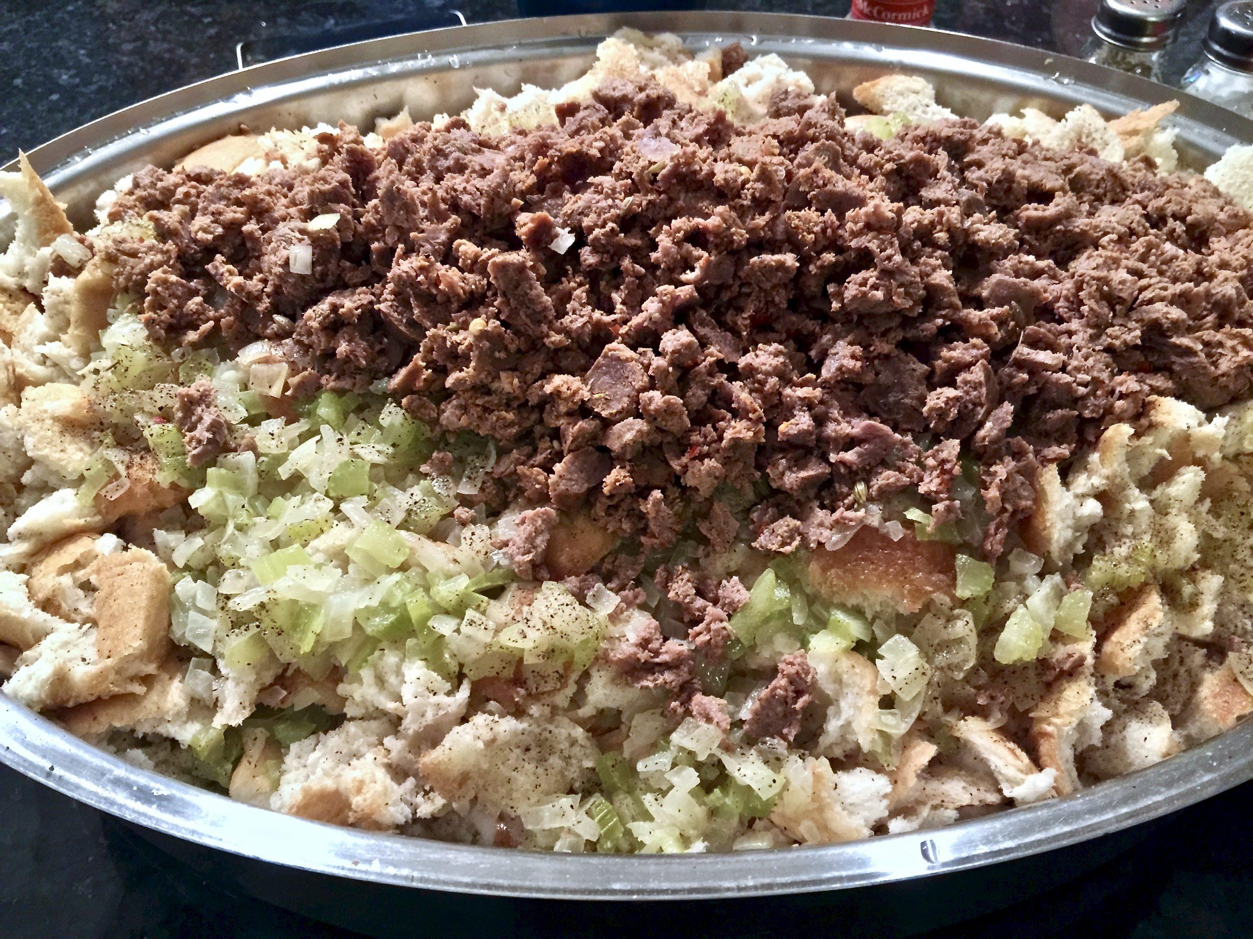 Sausage Stuffing Recipe
