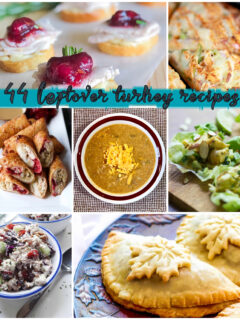 leftover turkey breast meat recipes