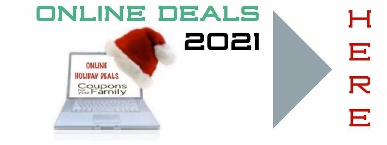 online deals 2021