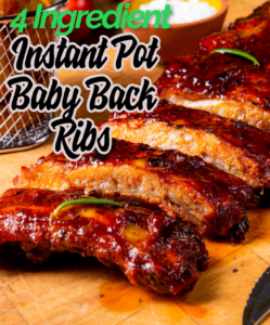 4 ingredient Pressure cooker baby back ribs (1)