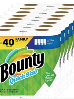 Bounty Paper Towels Online
