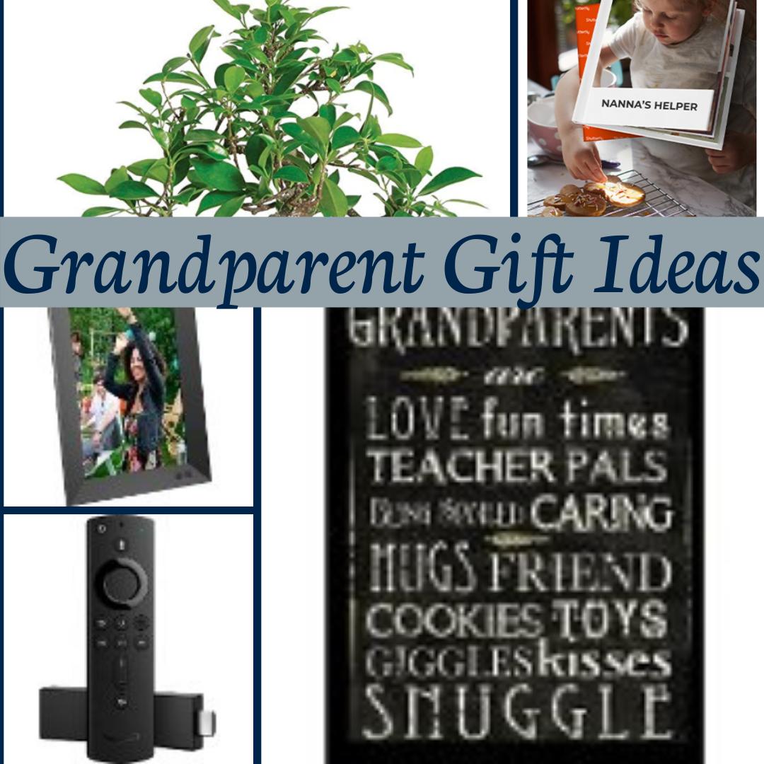 Grandparent Gift Ideas