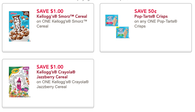 coupons for groceries