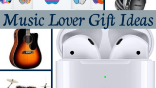 Music Lover Gift Ideas