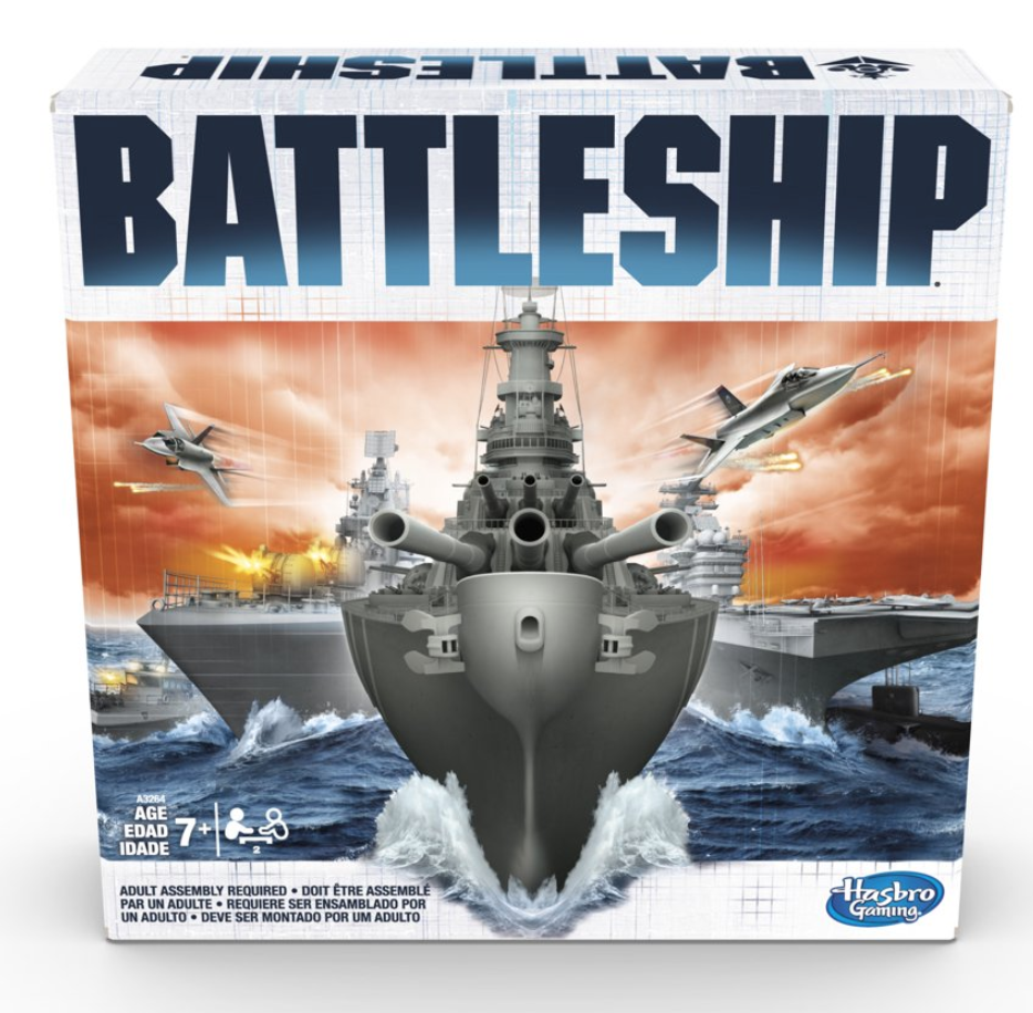 battleship classic board game