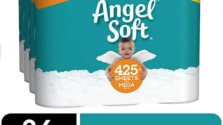 Angel-Soft-Mega-Toilet-Paper-Online-amazon