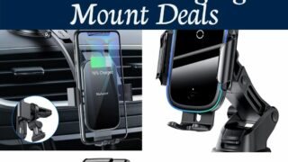Wireless Charging Mount Deals