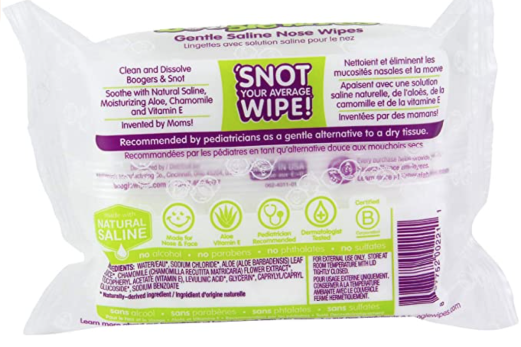 boogie wipes for babies