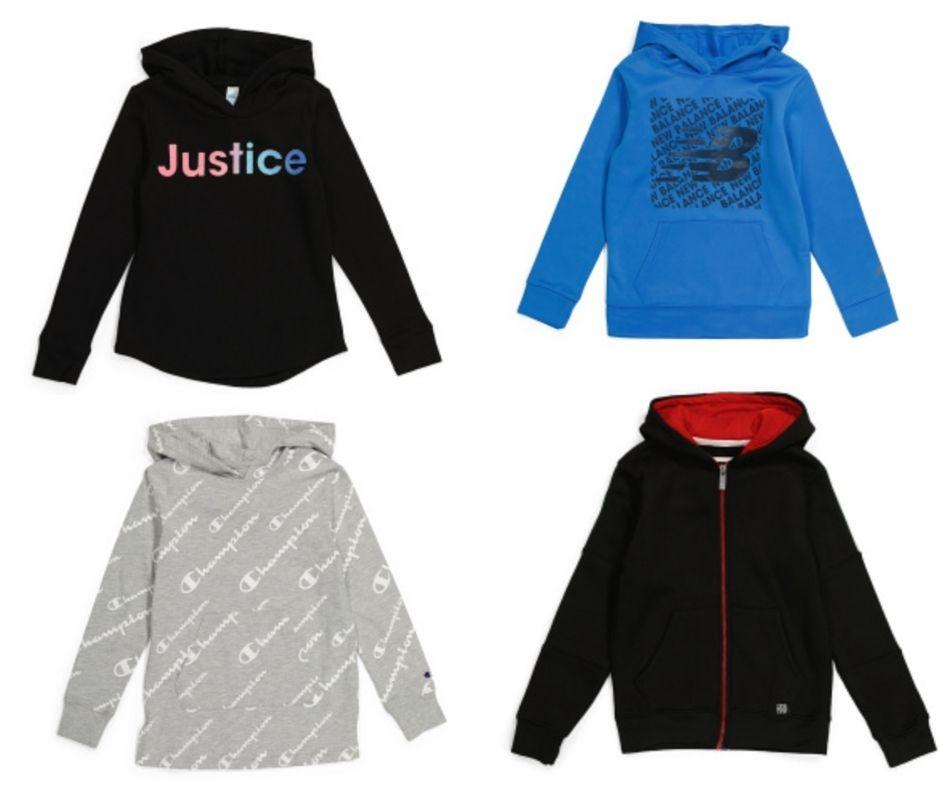 TJ Maxx Kids Sweatshirts under $10