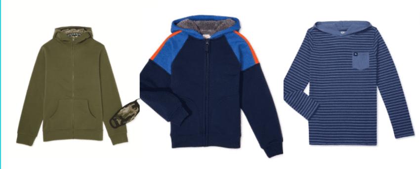 Walmart Kids Sweatshirts