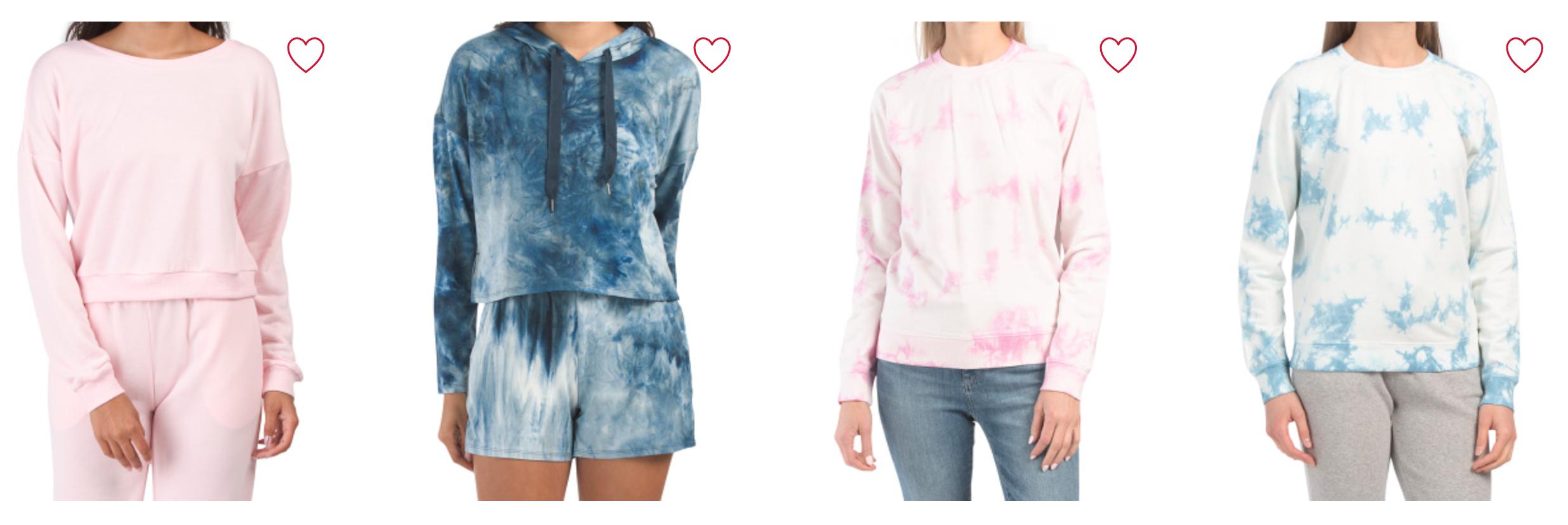 TJ Maxx Womens hoodies under $10
