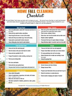 fall-cleanup-checklist